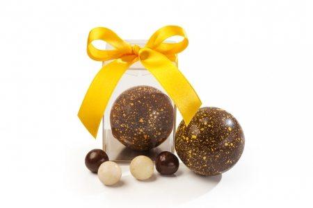 Mini-Esferas con Caramelos