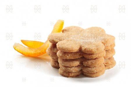 Crujientes galletas de naranja con almendras. Buenisimas!