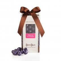 Caja con blueberries