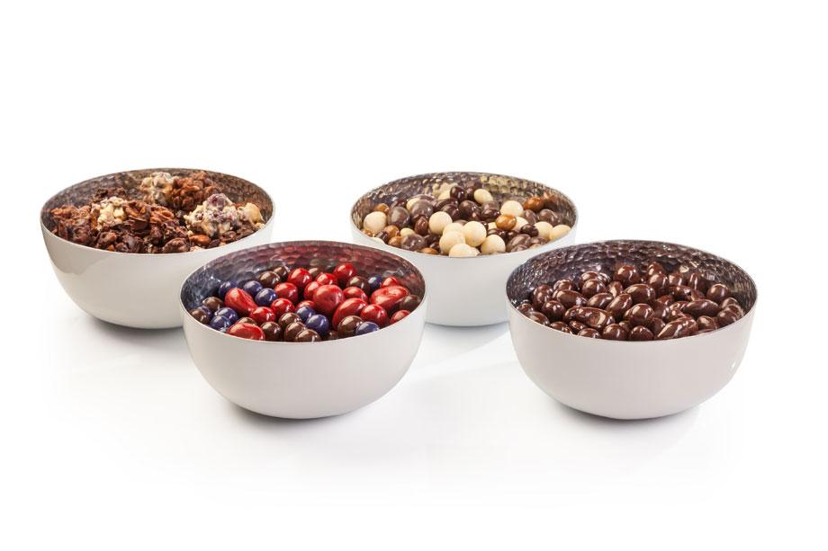 Bowls Esmaltados con Enjambres o Dragées